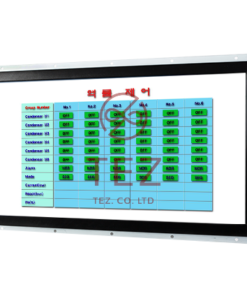 Màn Hình LCD Công Nghiệp WF240M-IR (Cảm ứng tia hồng ngoại) Mở khung Ty